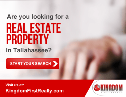 Start your search for Real Estate property in Tallahassee Florida at KFRproperties.com