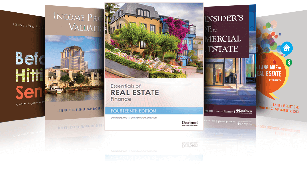 KFR Real Estate academy online real estate books
